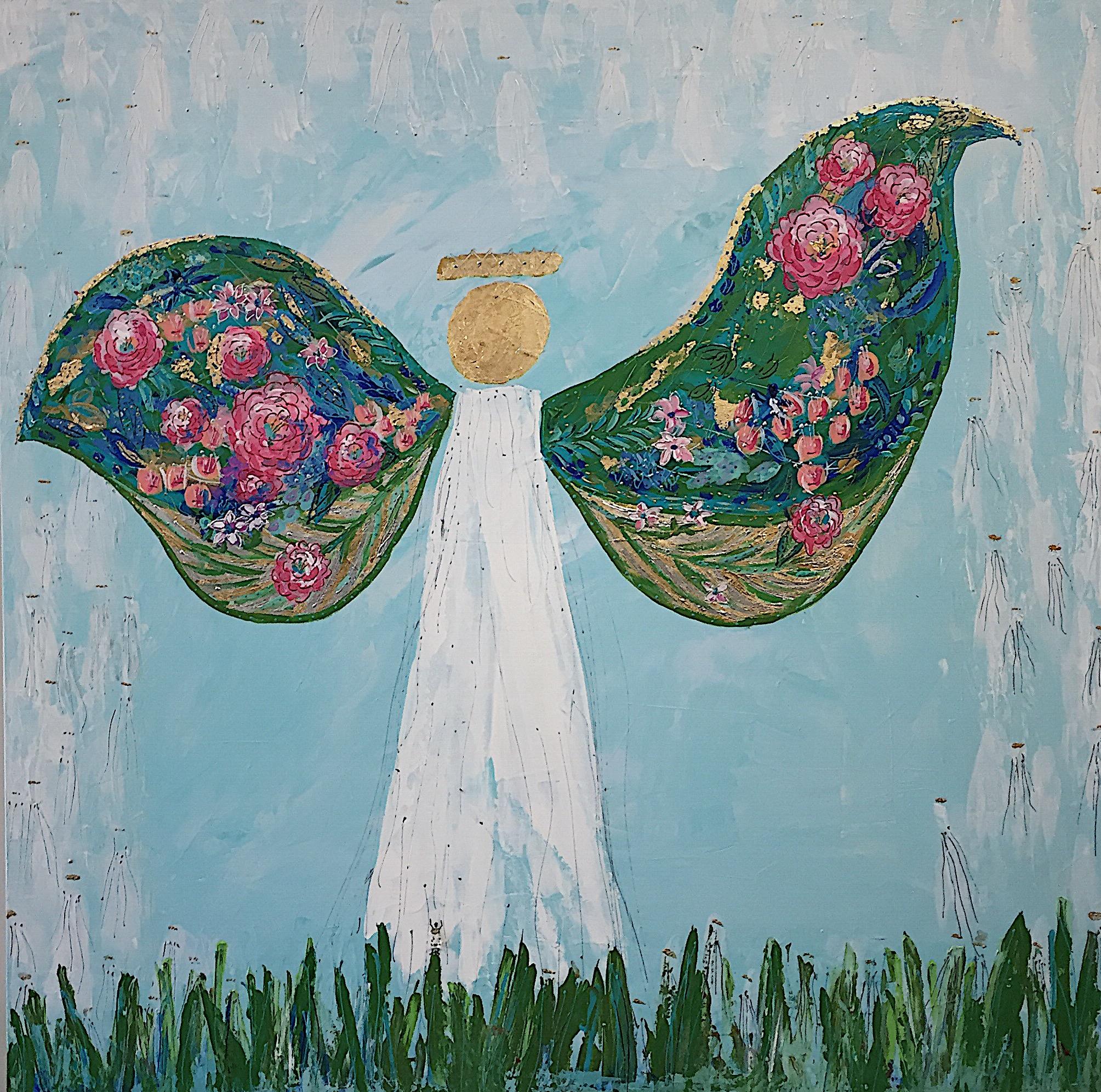 Grassitude Angel