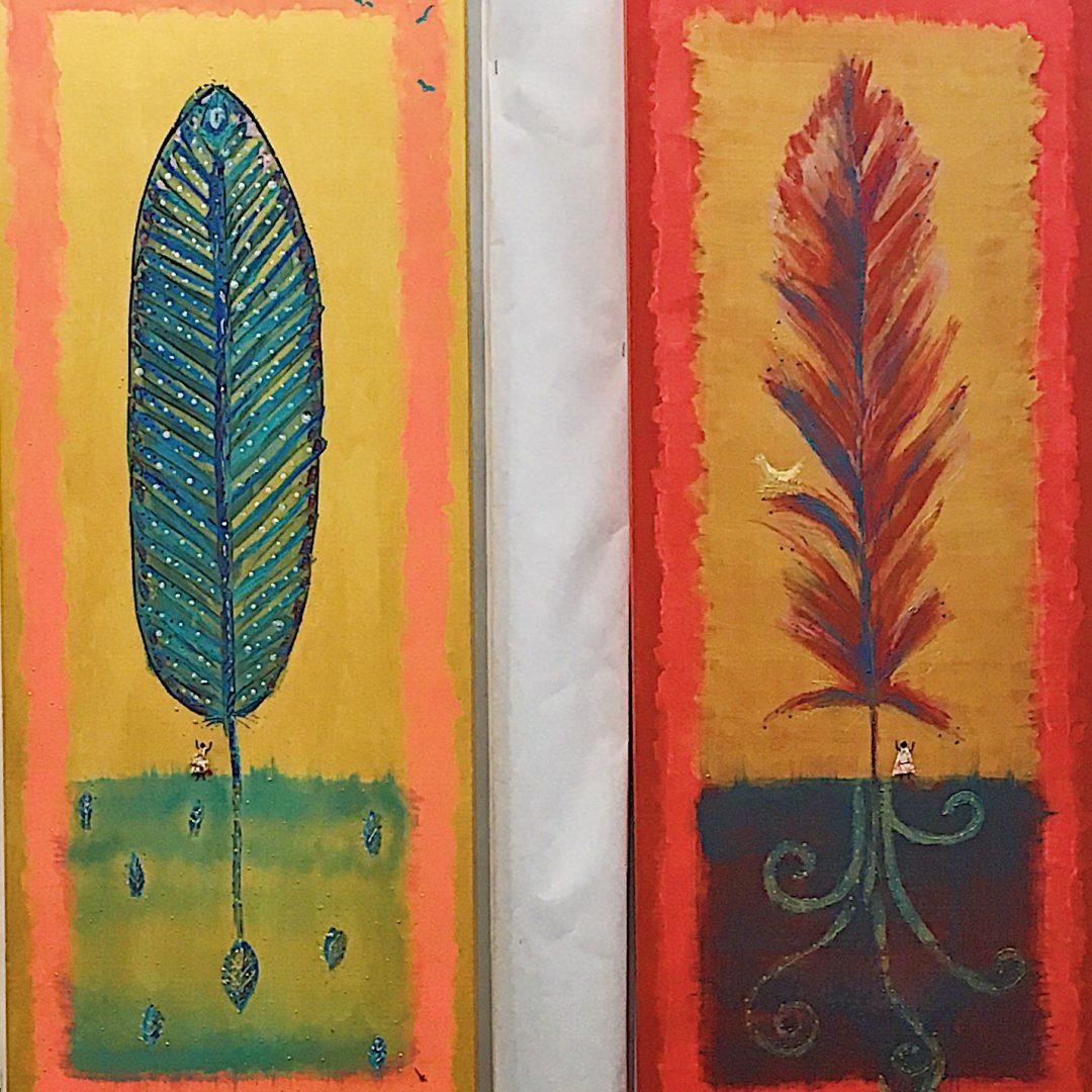 Seeds that Soar